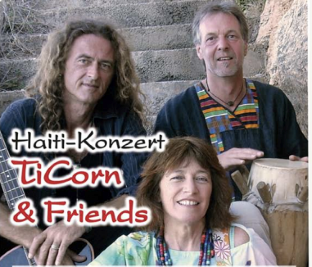 TiCorn & Friends Haiti-Konzerte